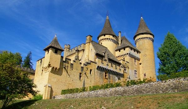 Castelul Puymartin