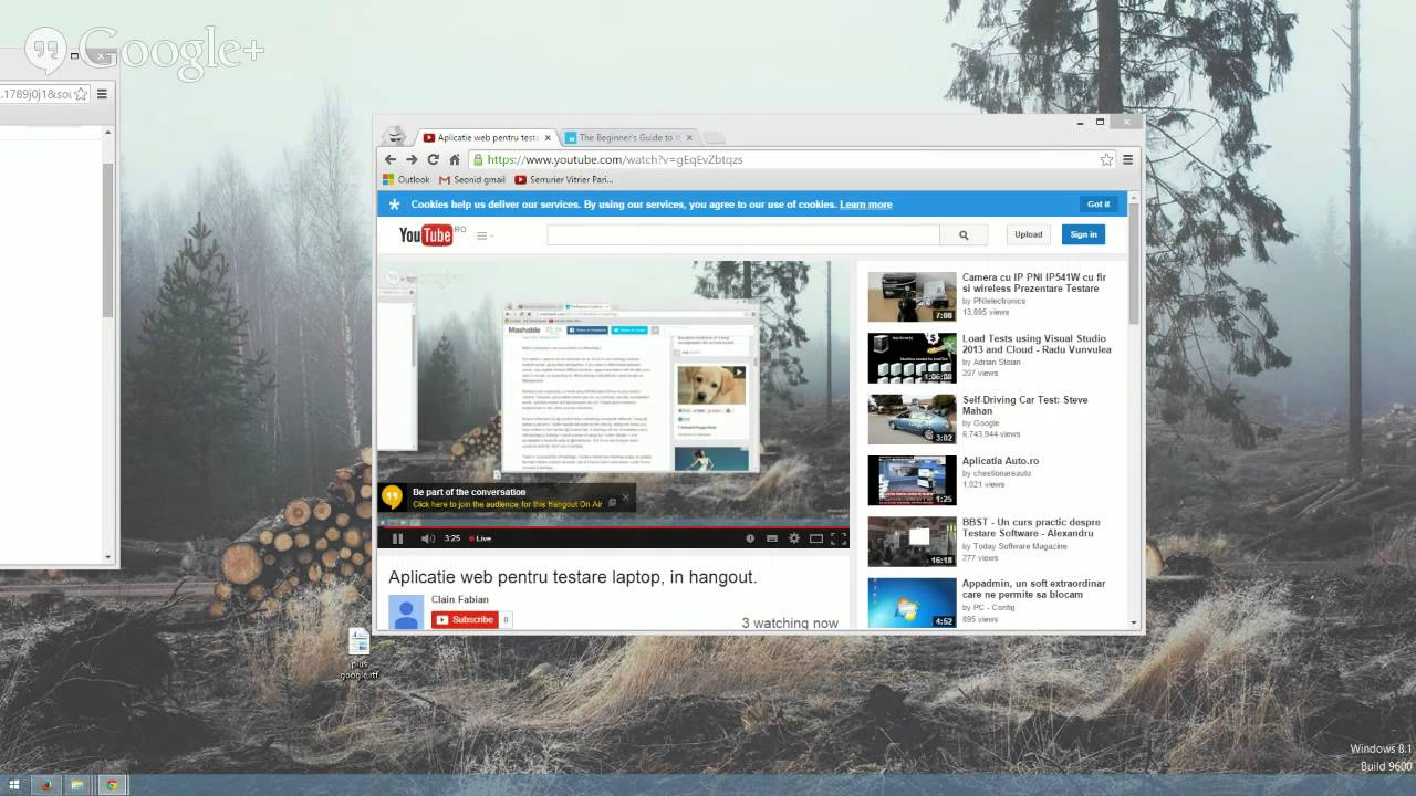 Diferentele Dintre O Aplicatie Web Si Una Desktop