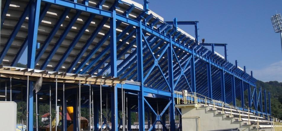 Ecologie Si Eficienta Prin Folosirea Structurilor Metalice In Constructii